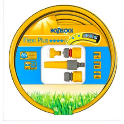 Шланг Flexi Plus 19 мм 20 м, + набір 2352