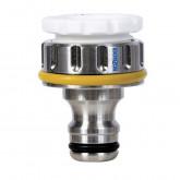 Коннектор для крана поза приміщень Pro (15 мм и 19 мм)